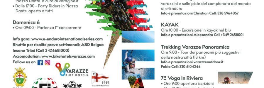 E-ENDURO INTERNATIONAL SERIES & VARAZZE OUTDOOR FEST 6.0